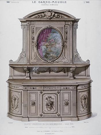 Le garde meuble spl rare books collection for Le garde meuble