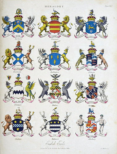 coat of arms | Definition, History, Symbols, & Facts ...