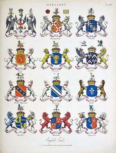 Japan Official Coat Of Arms Heraldry Symbol Classic Round ...